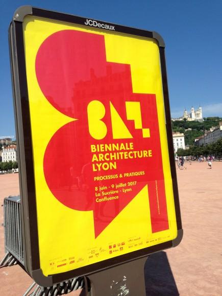 Biennale Architecture Lyon
