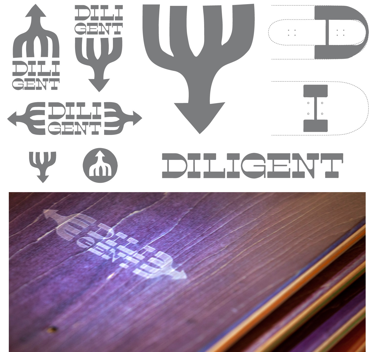 Diligent skateboards